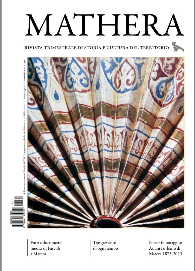 mathera rivista n° 3