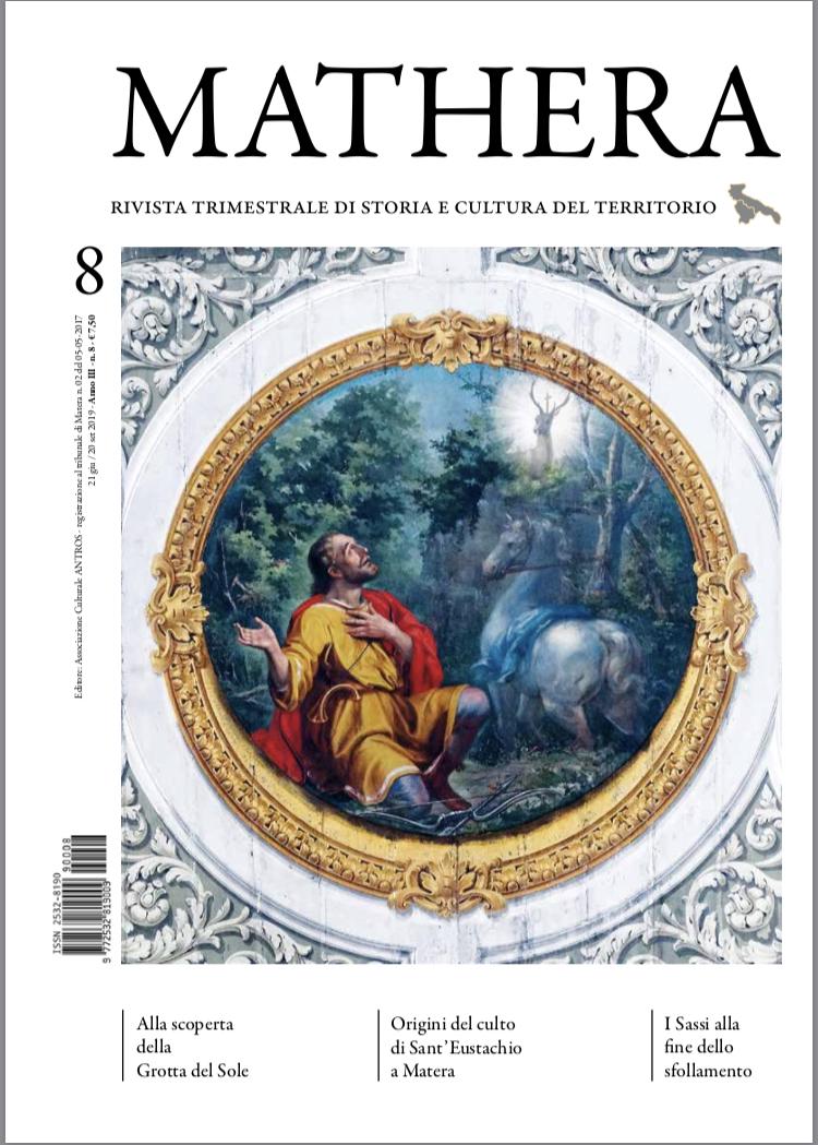 mathera rivista n° 8
