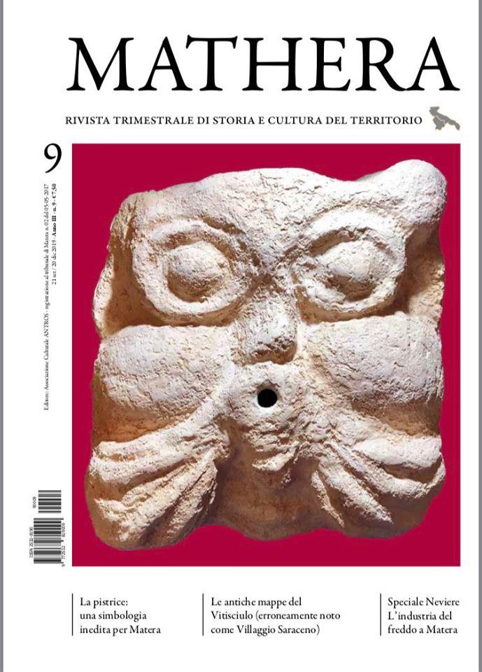 mathera rivista n° 9