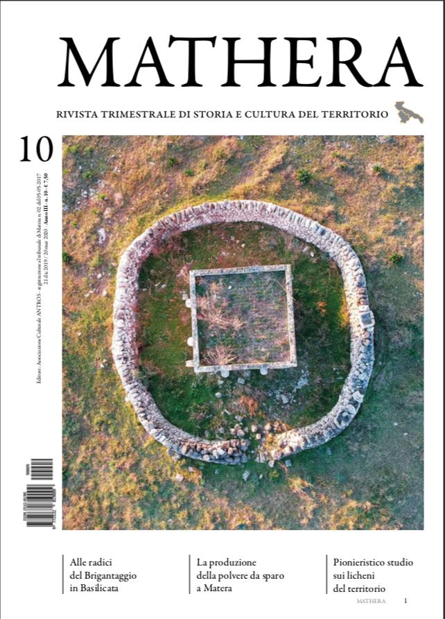 mathera rivista n° 10