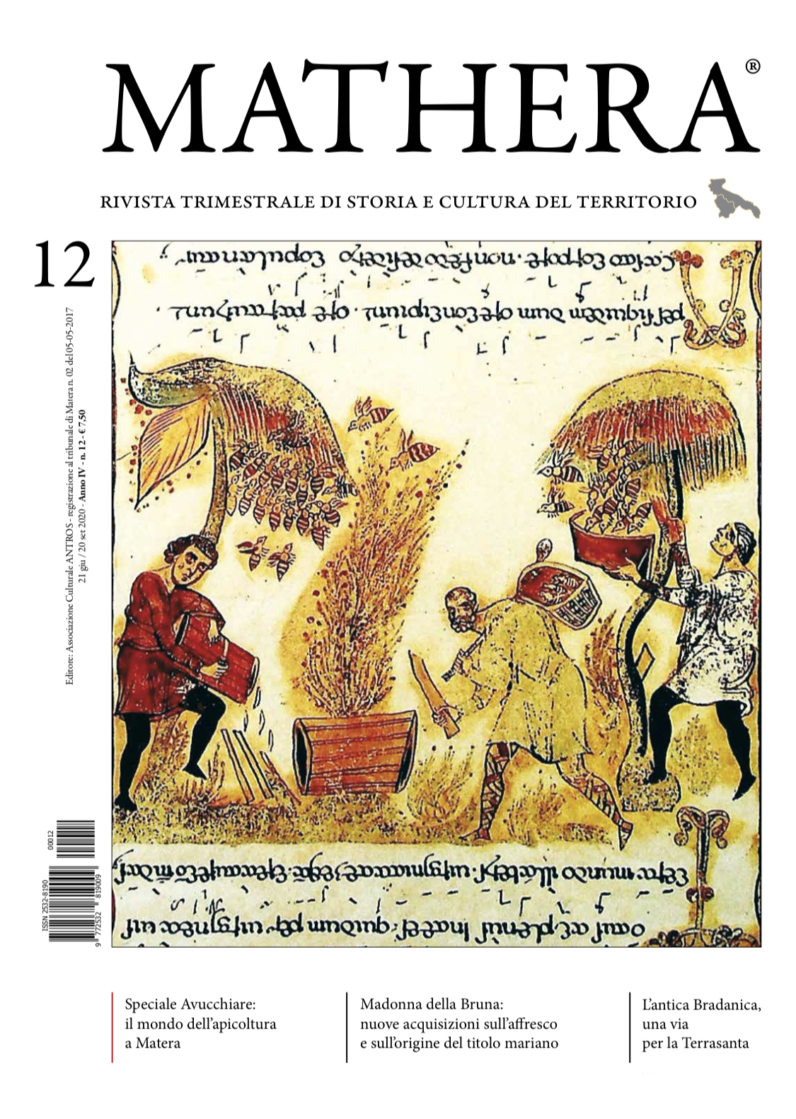 mathera rivista n° 12