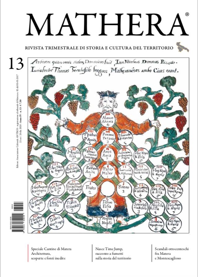 mathera rivista n° 13