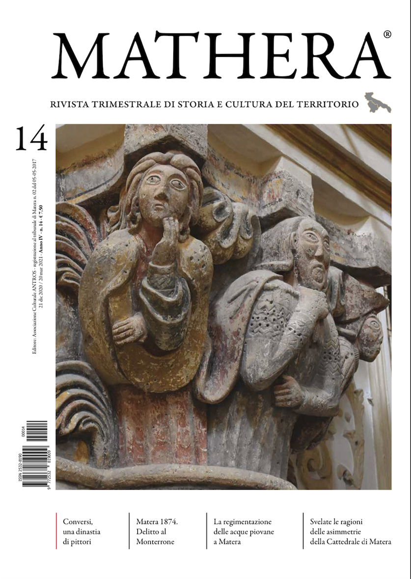 mathera rivista n° 14