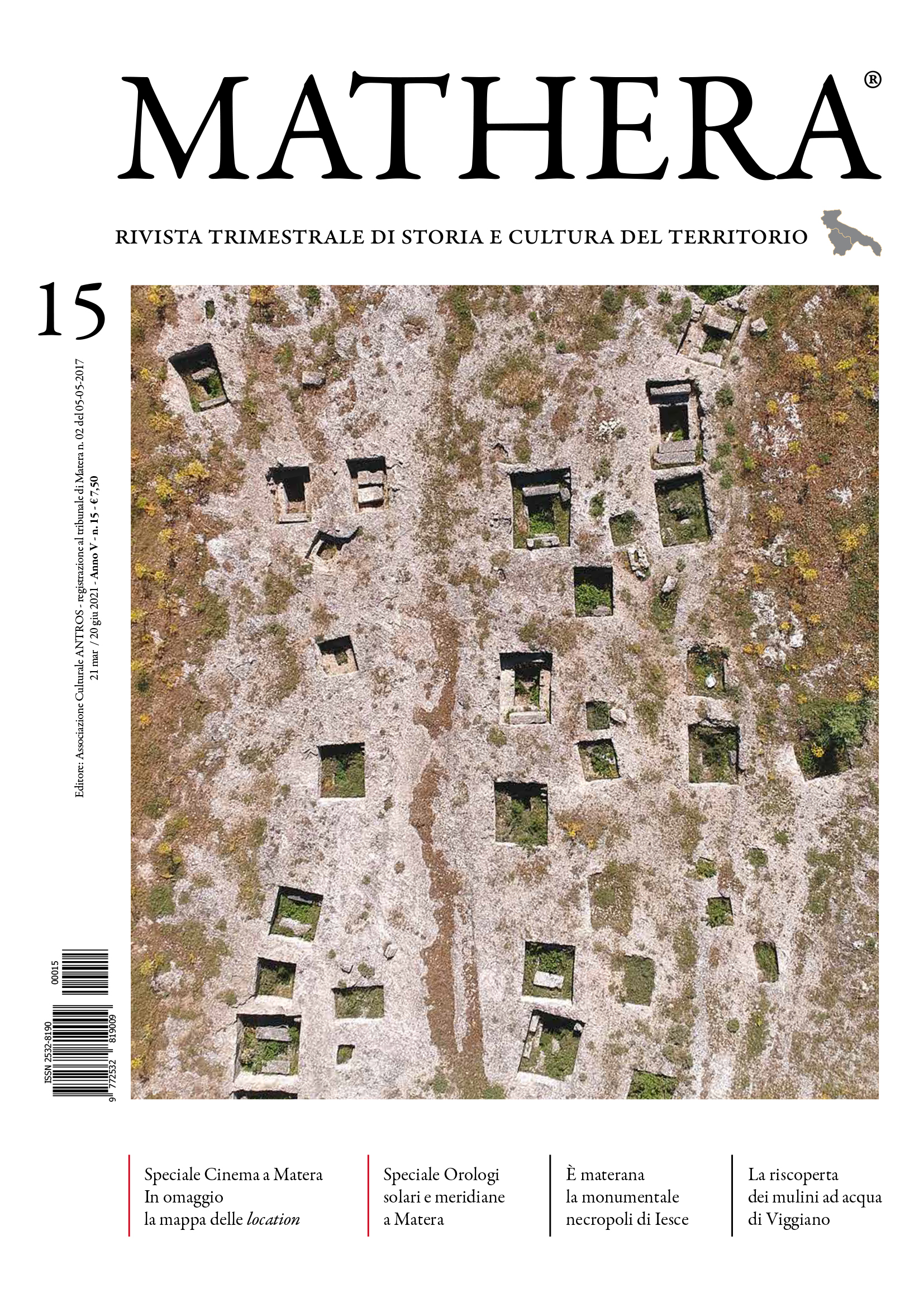 mathera rivista n° 15