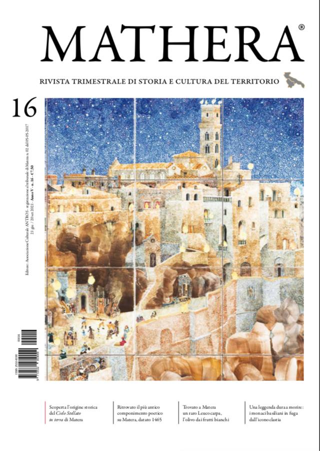 mathera rivista n° 16